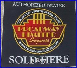 1st Time in N Scale! Broadway Ltd 3287 PRR T1 Duplex DCC & Sound #5517 NIB