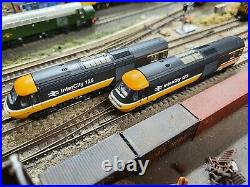 2D-019-201 Dapol N Gauge Class 43 HST Intercity Exec Twin Pack + DCC or Sound