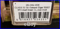 2d-002-004 DCC Sound Dapol N Gauge Class 50 Sir Edward Elgar Esu Ls Micro V5