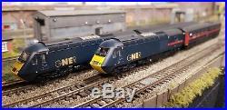 2d-019-008 N Gauge Dapol Gner Class 43 Hst Dual Hornby Tts DCC Sound