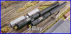 2d-019-009tts N Gauge Dapol Class 43 Hst + 2 Mk3 Bookset Gwr Green DCC Sound