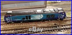 2d-022-008 DCC Sound N Gauge Dapol Class 68 004 Rapid Drs Compass Loksound V5.0
