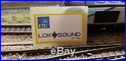 2d-022-009s N Gauge Dapol Class 68 019 Brutus Transpenine DCC Sound Loksound V5