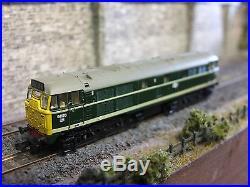 371-111 Graham Farish Class 31 D5596 Br Green DCC Sound Locomotive