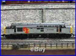 371-166 N Gauge Farish Class 37 406 Rf Distribution With DCC Sound Legoman Bif