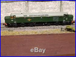 371-181 N Gauge Farish Class 40 D369 Br Green Syp With DCC Sound & Cab Lights