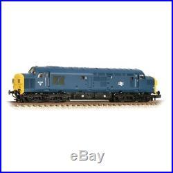 371-450a N Gauge Farish Class 37041 Br Blue With DCC Sound Legoman Bif