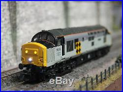 371-467 N Gauge Bachmann Farish Class 37 239 Coal Sector With DCC Sound