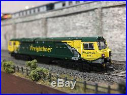 371-635 N Gauge DCC Sound Farish Class 70 006 Freightliner Locomotive
