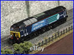 371-657 Graham Farish Class 57 309 Drs DCC Sound Locomotive N Gauge Legoman