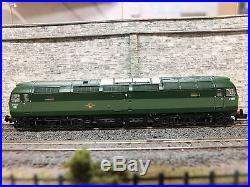 371-825b Graham Farish Class 47/0 D1572 Br Green DCC Sound Locomotive