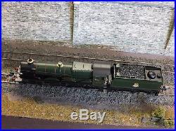 372-031 N Gauge Farish Castle Class 5041 Br Green Ee DCC Sound