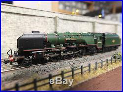 372-182 N Gauge DCC Sound Farish Coronation Class 46235 Birmingham Br Green
