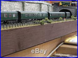 372-676 Graham Farish 4cep 4 Car Emu DCC Sound Sr Green