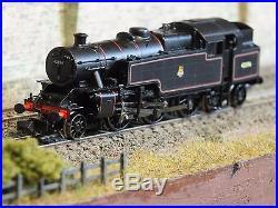 372-751 N Gauge Farish Fairburn Tank Br Black Ee DCC Sound Oil Lamps Firebox