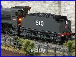 372-931 N Gauge DCC Sound Farish N Class 2-6-0 31844 Br Black Ee Oil Lamps Etc