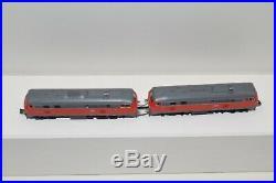 4137127 Fleischmann 77236 Doppel-Diesellok BR 218 / DCC-Digital, Sound Spur N