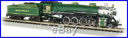 4-8-2 Light Mountain Dcc Sound Value Equiped Steam Locomotive Southern #1489 Gr