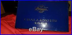 ATHEARN N SCALE CHALLENGER 4-6-6-4 W / SOUND & DCC Union Pacific Rd #3985 NIB