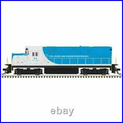 ATLAS 40004023 N SCALE C420 Lehigh & Hudson River 22 LokSound DCC & Sound