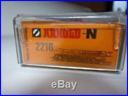 Arnold 2216 Schnellzug-Dampflok BR 05 der DR digital DCC/SX/MM Sound TOP! OVP