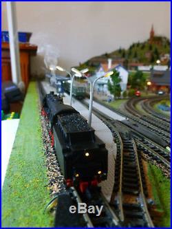 Arnold Dampf Lok BR 41114 der DB mit Rauch und Sound digital DCC Top EVP