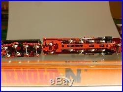 Arnold Dampf Lok BR 41114 der DB mit Rauch und Sound digital DCC Top OVP