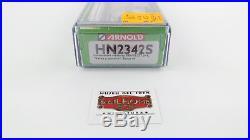 Arnold N Hn2342s Locomotora Eléctrica Renfe 277.014 DCC Sound Nuevo Top