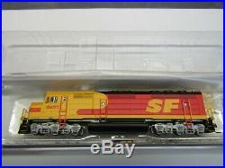 Athearn 15177 Santa Fe F45 N Scale Tsunami 2 DCC & Sound Equipped Rd No. 5955