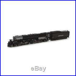 Athearn 22902 N 4-8-8-4, Big Boy, DCC and Sound, Coal Tender Union Pacific #4014