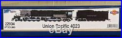 Athearn 22904 N RTR 4-8-8-4 Big Boy withDCC & Sound, UP #4023