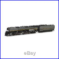 Athearn 22922 N Union Pacific 4-6-6-4 with DCC & Sound Oil Tender #3977