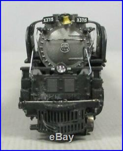 Athearn 22927 N Union Pacific 4-6-6-4 with DCC & Sound Oil Tender #3715/Box