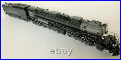 Athearn 30202 N scale 4-8-8-4 Big Boy Union Pacific UP 4006 DCC SoundTraxx sound