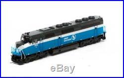 Athearn ATH15179 N Locomotive F45 /DCC & Sound BN /Burlington Northern #6600
