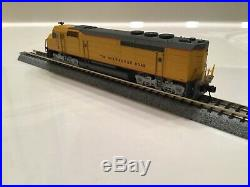 Athearn DCC Sound Milwaukee Road EMD FP45 #5 16865 Union Pacific Colors N Scale