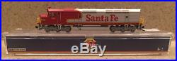 Athearn Emd Fp45 Santa Fe #100 DCC Sound Equipped N Scale New