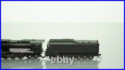Athearn Genesis 4-8-8-4 Big Boy Union Pacific Unlettered DCC withSound N scale