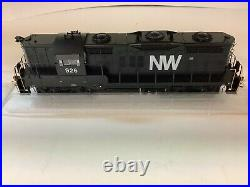 Athearn Genesis #G30602 HO scale N&W DCC & Sound READY GP18 Rd. #926