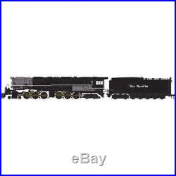 Athearn N 4-6-6-4 withDCC & Sound Coal Tender, D&RGW #3805