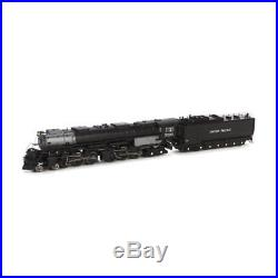Athearn N 4-6-6-4 withDCC & Sound Oil Tender, UP #3985