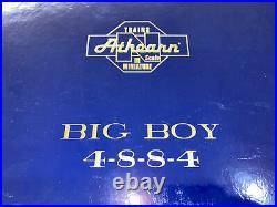 Athearn N Big Boy 4-8-8-4 #4023 DC / DCC Sound Remote Mint