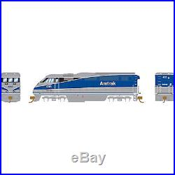 Athearn N F59PHI w DCC & Sound Amtrak Surfliner #455, ATH6780