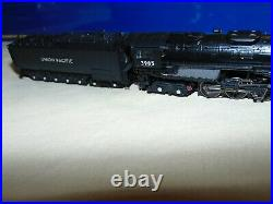 Athearn N Gauge 11802 Union Pacific 4-6-6-4 Challenger DCC Sound/original Box