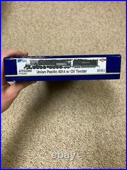 Athearn N-Scale Big Boy with DCC & Sound, UP#4014
