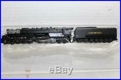 Athearn N Scale Clinchfield 4-6-6-4 Challenger #672 Dc/dcc/sound (11807)