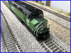Athearn N Scale DCC/Sound BN 6613 F45
