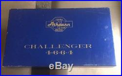 Athearn N Scale D&RGW #3802 Rio Grande Challenger DCC And Sound
