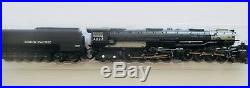 Athearn N Scale Union Pacific #4023 4-8-8-4 Big Boy Steam Locomotive DCC/Sound