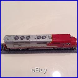 Athearn Santa Fe FP45 # 5941 DCC Tsunami Sound Amtrak N Scale ATSF SF